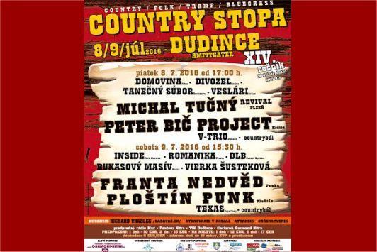 1a5889bd6 Festival COUNTRY STOPA v Amfiteáter Dud - Kam v meste   moje Topolcany