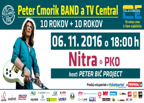 Peter Cmorik Band 10 rokov na scéne 659e367f2a9