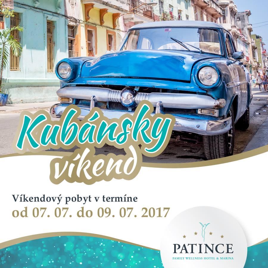 93619fb1b297 Kubánsky víkend v Patinciach - Kam v meste